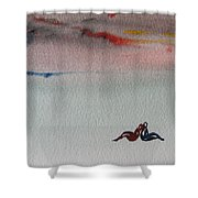 Six Seasons Dance Six Shower Curtain