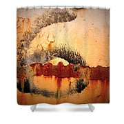 Six Shower Curtain