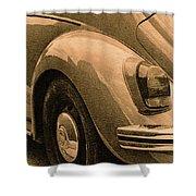Sixties Icon I I Shower Curtain