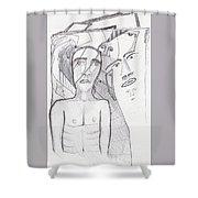 Sjb-23 Shower Curtain