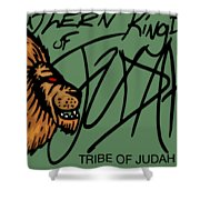 Sk Of Judah Shower Curtain
