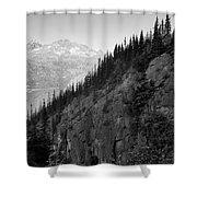 Skagway, Alaska Shower Curtain