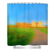 Skaill House Shower Curtain