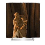 Skc 5259 A Romantic Couple Shower Curtain