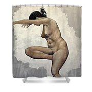 Sketch Ix Shower Curtain