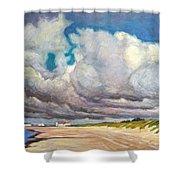 Skrea Beach Shower Curtain