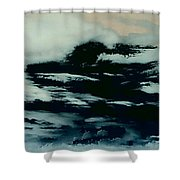 Sky 7 Shower Curtain