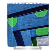 Sky Archway Shower Curtain