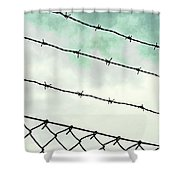 Sky Limited Shower Curtain