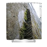 Sky Rock Shower Curtain