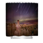 Sky Scraper Shower Curtain