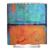 Sky Sky Shower Curtain