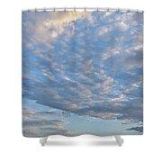 Sky Variation 43 Shower Curtain