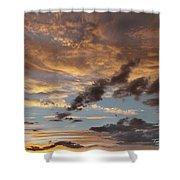 Sky Variation 46 Shower Curtain