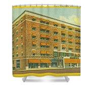 Skyland Hotel Shower Curtain