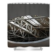 Skylight Gurders Shower Curtain