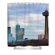 Skyline Niagara Shower Curtain