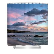 Sky's Palette Shower Curtain