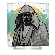 Skywalker Returns Shower Curtain