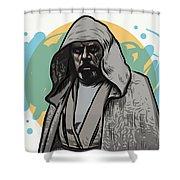 Skywalker Returns Shower Curtain