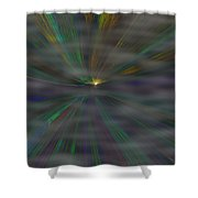 Skyward 3 Shower Curtain