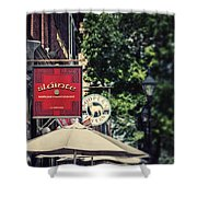 Slainte Shower Curtain