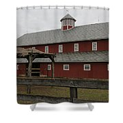 Slate Run Farm 2 Shower Curtain