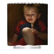 Sleep Off To Wonderland Shower Curtain