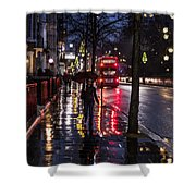 Sloane Street Square Shower Curtain