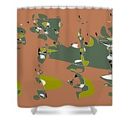 Slumber Party 2 Shower Curtain