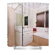Small Bathroom Shower Curtain
