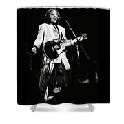 Small Faces Shower Curtain