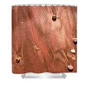 Small Stones And Sand Two  Shower Curtain