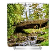 Small Waterfall 2 Shower Curtain