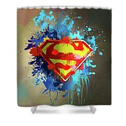 Smallville Shower Curtain
