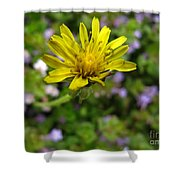 Smell Me-please Shower Curtain