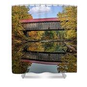 Smith Bridge Shower Curtain