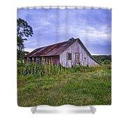 Smith Farm Barn Shower Curtain
