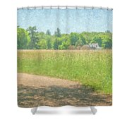 Smith Farm In June 2016 Shower Curtain