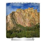 Smith Rock Oregon Shower Curtain