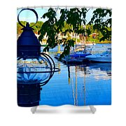 Smith's Cove Reflections Shower Curtain
