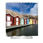 Smogen Shower Curtain