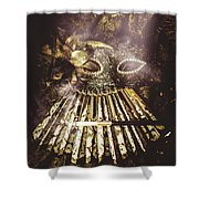 Smoke And Theatres Shower Curtain