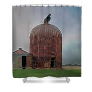 Smoke House Shower Curtain