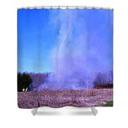 Smokenado Shower Curtain