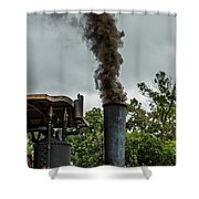 Smokin Shower Curtain