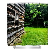 Smoky Mountain Home Shower Curtain
