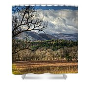 Smoky Mountain Splendor Shower Curtain