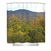 Smoky Mountains National Park 5 Shower Curtain