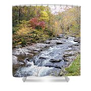 Smoky Mountains National Park 6 Shower Curtain